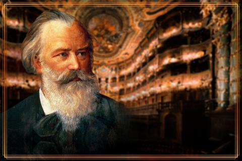 GREAT COMPOSERS OF THE XIX CENTURY. Johannes BRAHMS