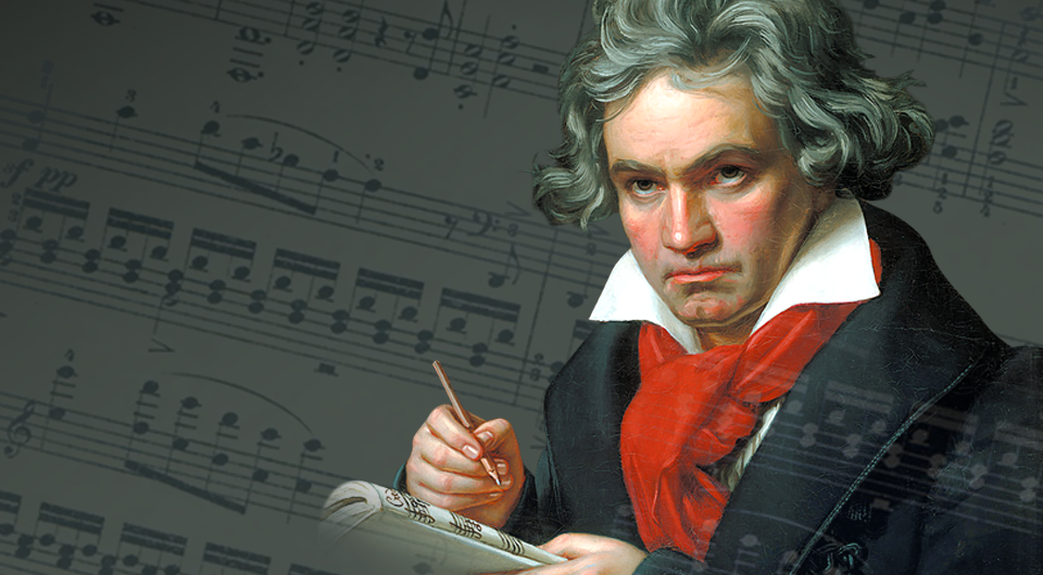 Great sonatas. Beethoven
