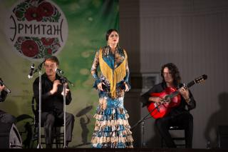 The masterpieces of spanish flamenco